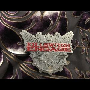 Other - Killswitch Engage belt buckle